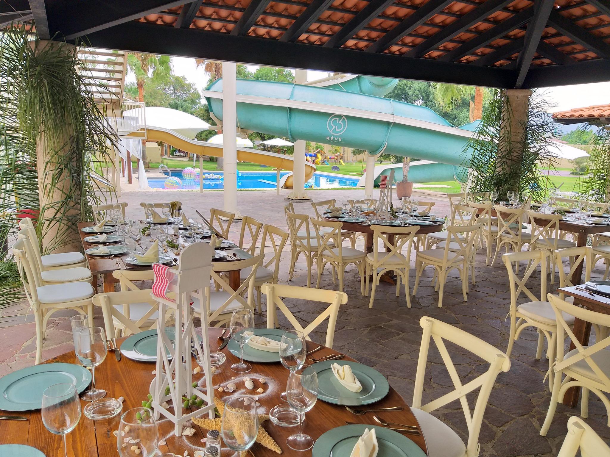 Imagen 1 del espacio Hacienda Nogal en Tlajomulco, México