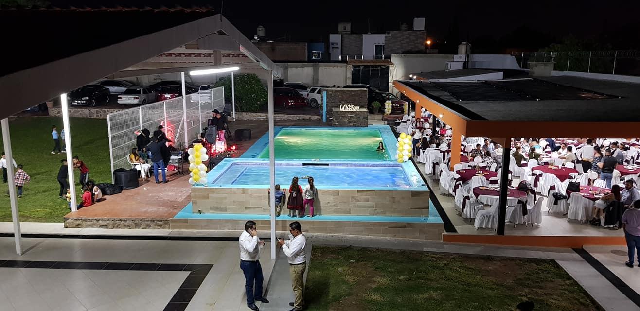 Imagen 2 del espacio La Casa Con Alberca en Tonalá, México