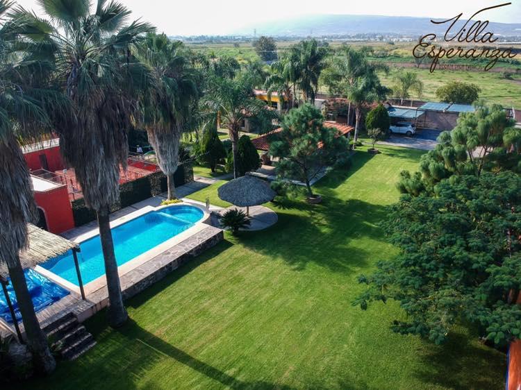 Imagen 2 del espacio Terraza Villa Esperanza en Tlajomulco, México