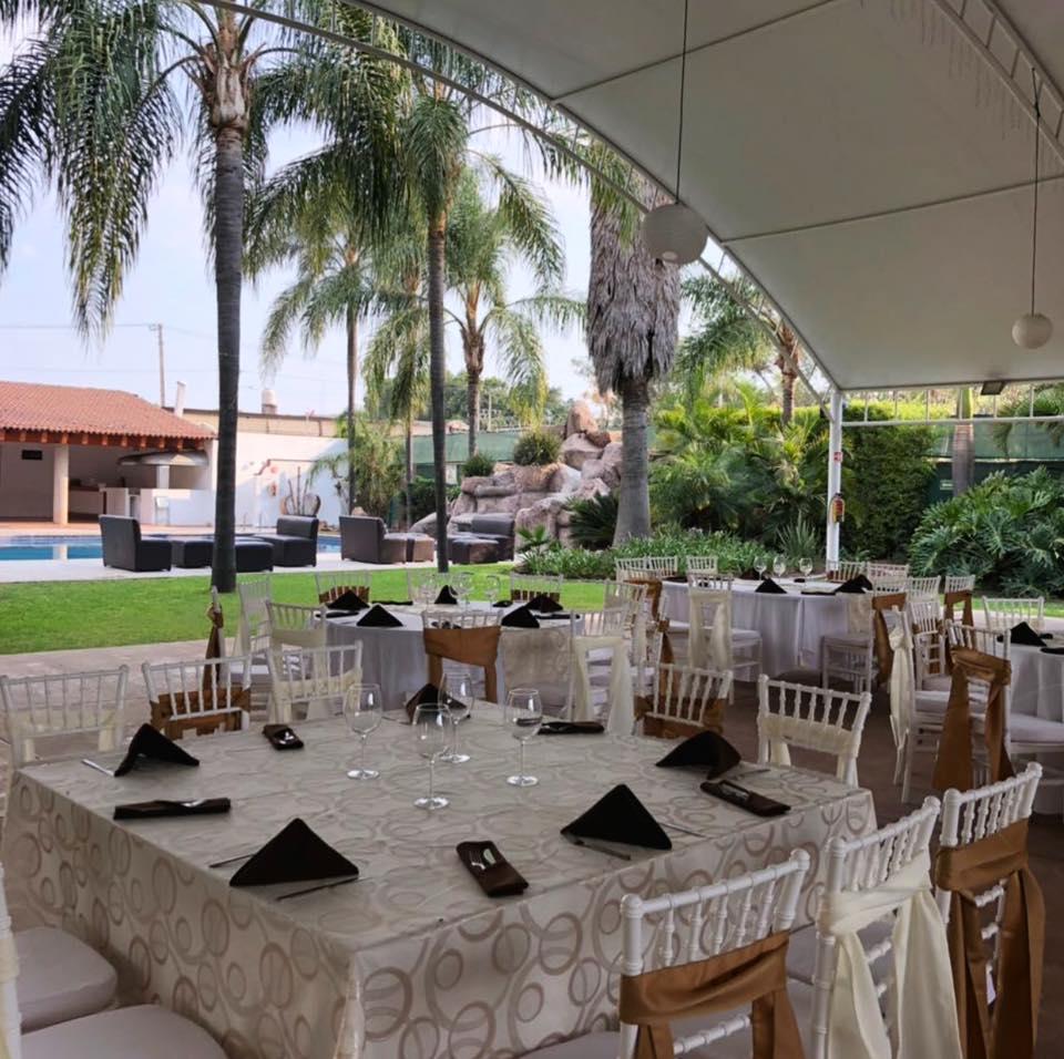 Imagen 1 del espacio Eventos Jardín del Edén en Tlaquepaque, México