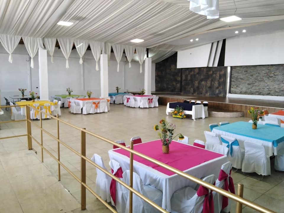 Imagen 1 del espacio Salón de Eventos Vista Real en Tlaquepaque, México