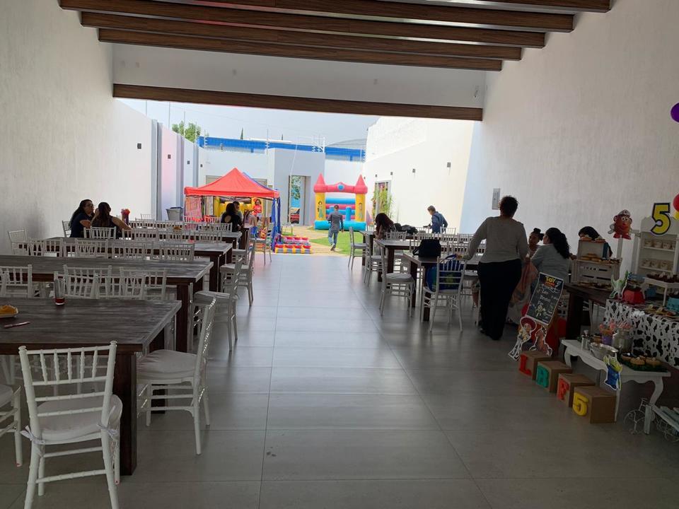 Imagen 2 del espacio Terraza Divino Capricho en Tonalá, México