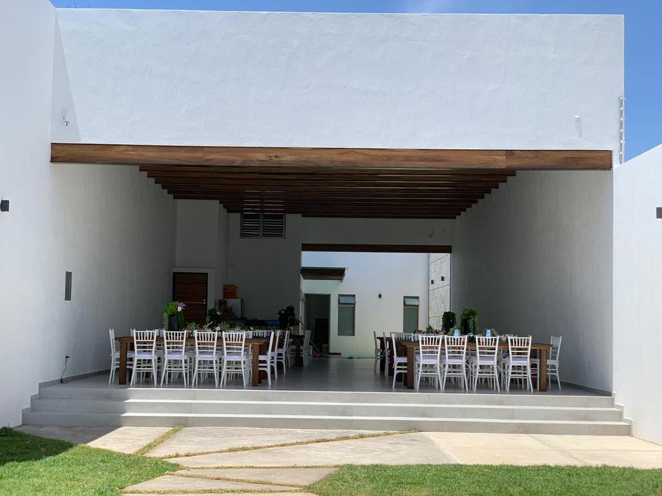 Imagen 3 del espacio Terraza Divino Capricho en Tonalá, México