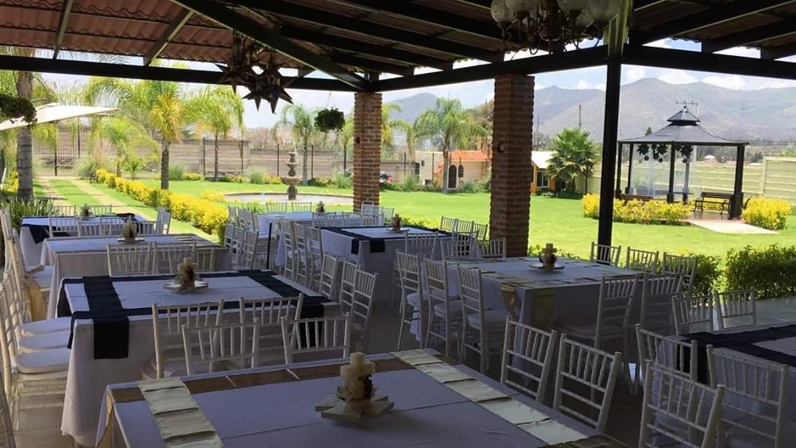 Imagen 1 del espacio Villa Mitari Terraza de Eventos en Tlajomulco, México
