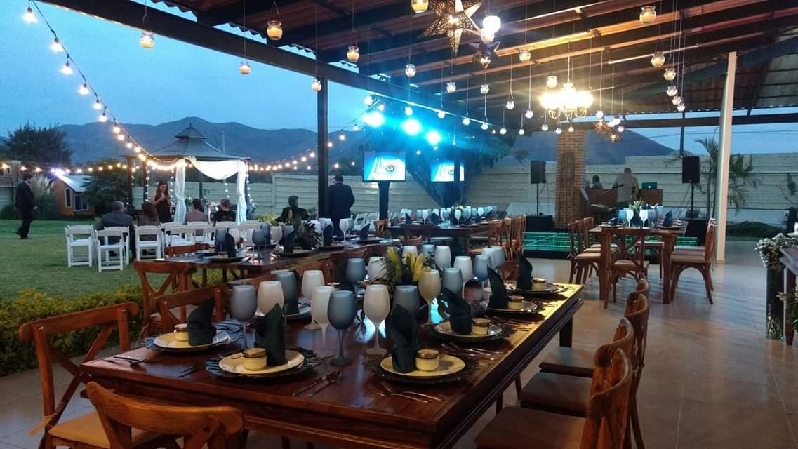 Imagen 5 del espacio Villa Mitari Terraza de Eventos en Tlajomulco, México