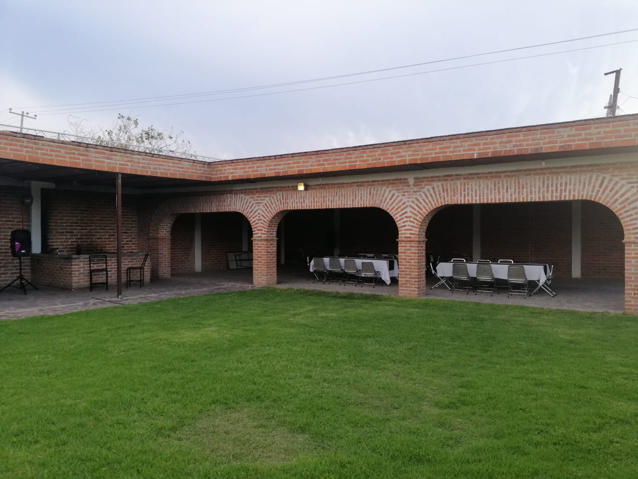 Imagen 1 del espacio Terraza Quinta Santa Cruz en Tlajomulco, México