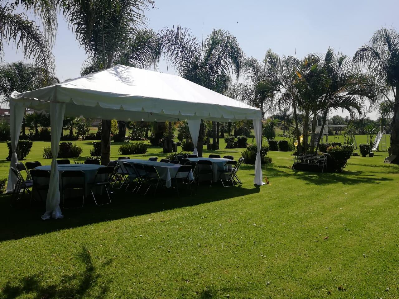 Imagen 1 del espacio Jardín rancho santa anita en Tlaquepaque, México