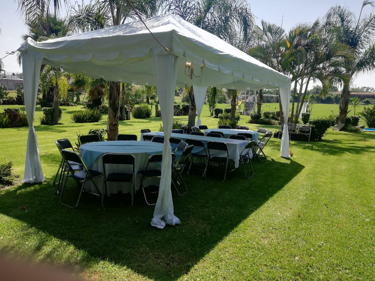 Imagen 2 del espacio Jardín rancho santa anita en Tlaquepaque, México