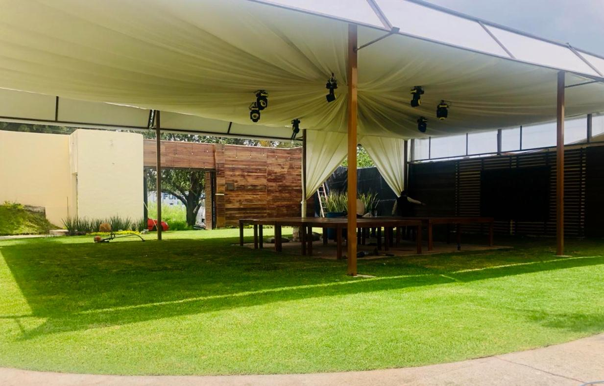 Imagen 1 del espacio Ambia Terraza-Jardín en Tonalá, México