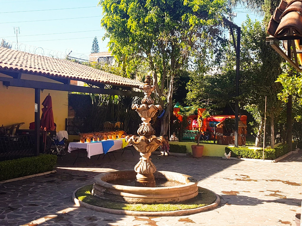 Imagen 1 del espacio Terraza Ayary Eventos en Zapopan, México