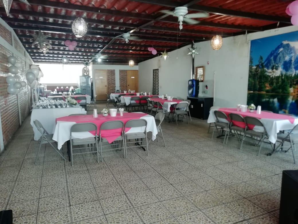 Imagen 1 del espacio Terraza el Tejaban  en Guadalajara, México