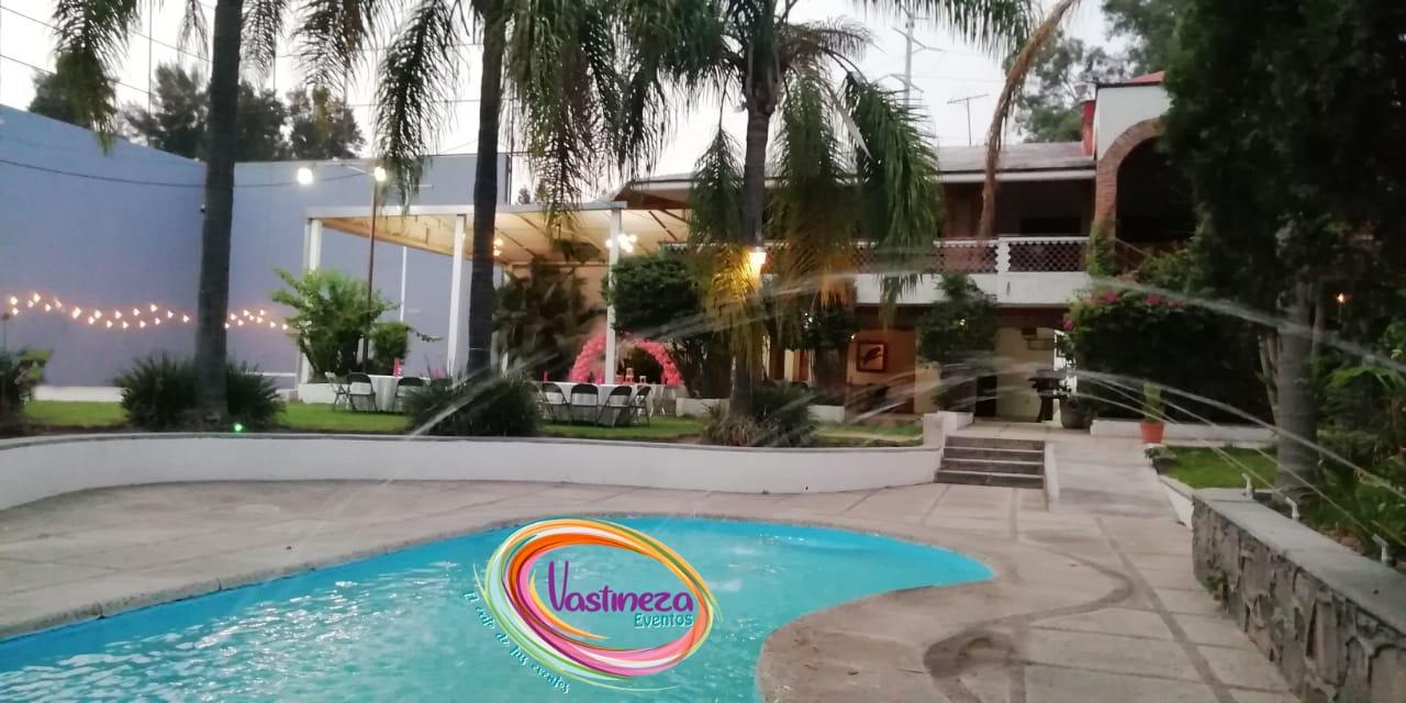 Imagen 1 del espacio Vastineza Eventos en Tonalá, México
